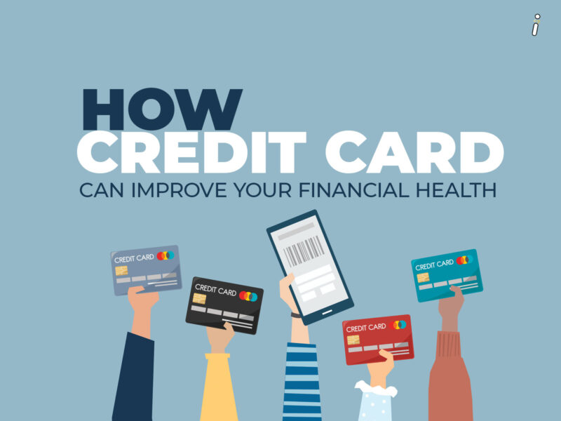 How Can Credit Cards Improve Financial Health