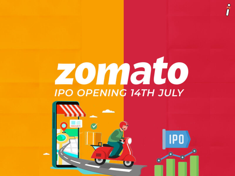 Zomato IPO to open on 14th July 2021